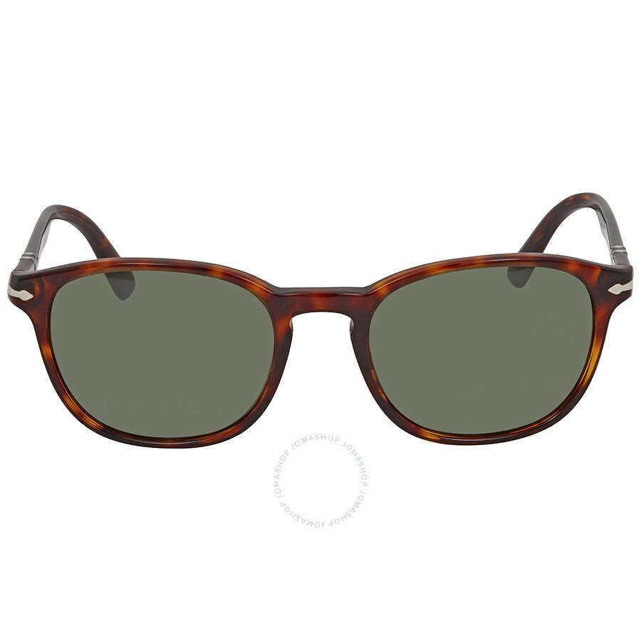 610b0dfa3e Persol Green Square Sunglasses PO3148S 901531 53 Persol Green Square  Sunglasses PO3148S 901531 53 ...