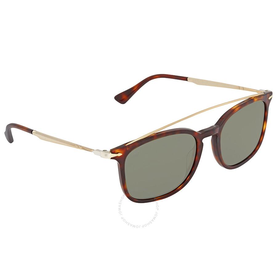 892616ae2e Persol Green Square Sunglasses PO3173S 24 31 54 - Persol ...
