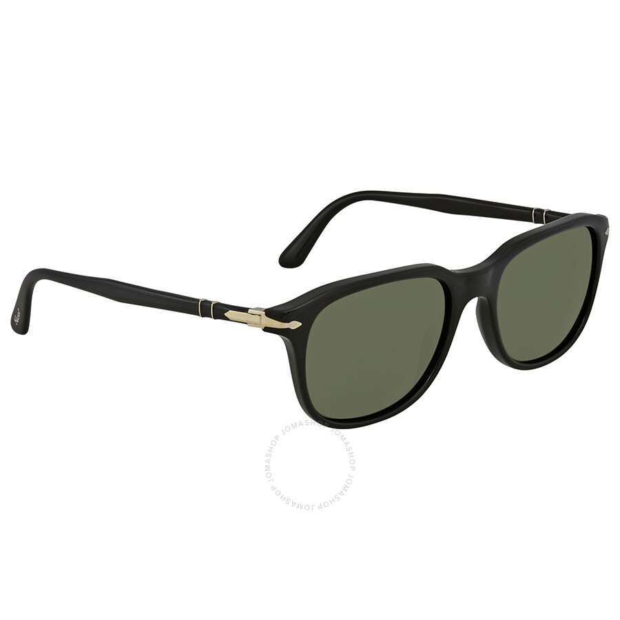 e00bdbe1d2 Persol Green Square Sunglasses PO3191S 95 31 55 - Persol ...