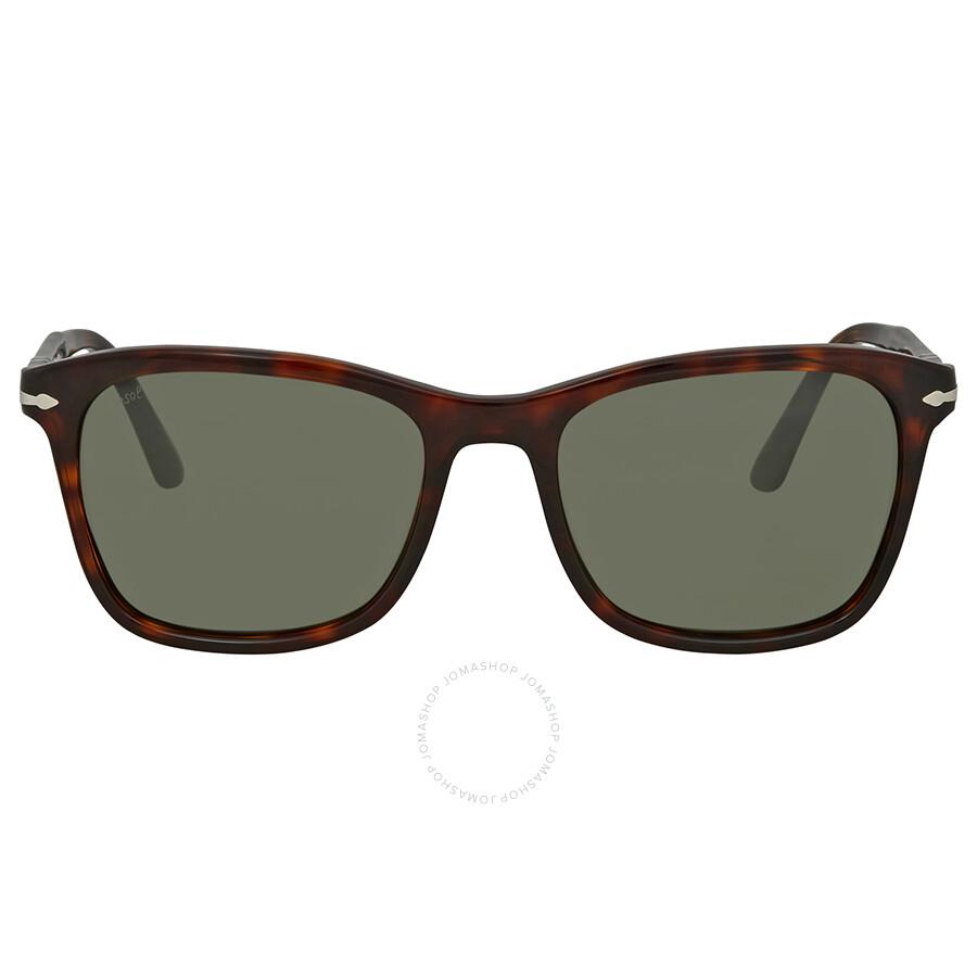 a4423efd22 Persol Green Square Sunglasses PO3192S 24 31 54 - Persol ...