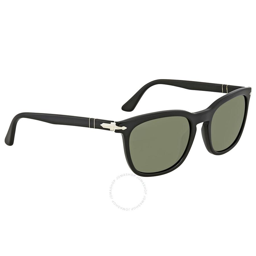 f77d19c13dc61 Persol Green Square Sunglasses PO3193S 95 31 55 - Persol ...