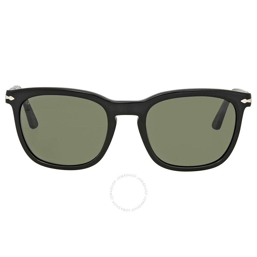 d837427bdf3d8 Persol Green Square Sunglasses PO3193S 95 31 55 - Persol ...