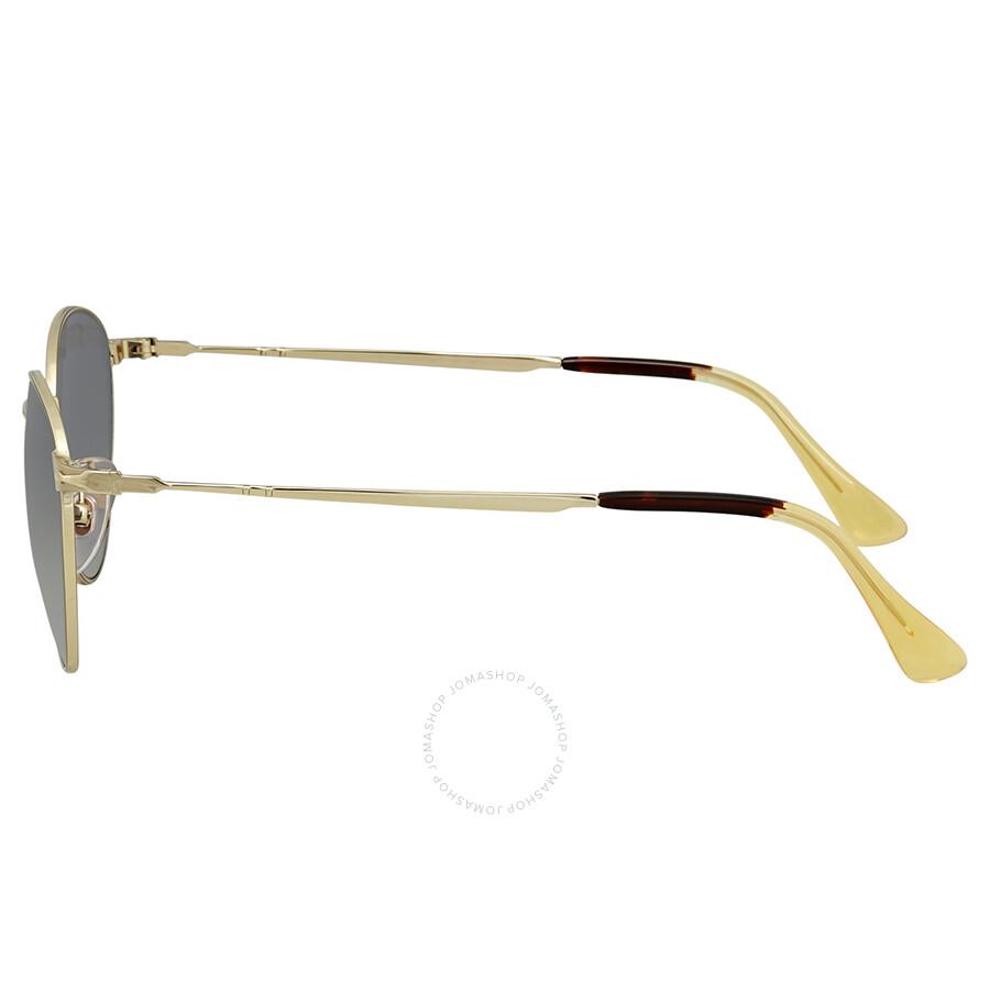 007f156b2d529 Persol Grey Gradient Round Sunglasses PO2445S 107671 52 - Persol ...