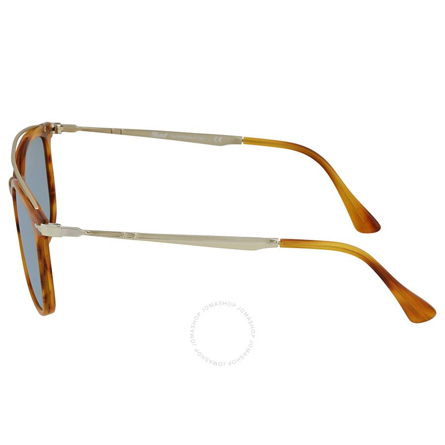 afcf8680b4e83 Persol Grey Square Sunglasses PO3173S 960 56 54 - Persol ...