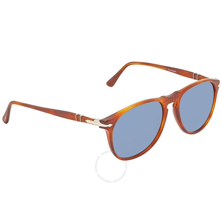 f506939db3 Persol Light Blue Sunglasses PO6649S 96 56 55 - Persol - Sunglasses ...