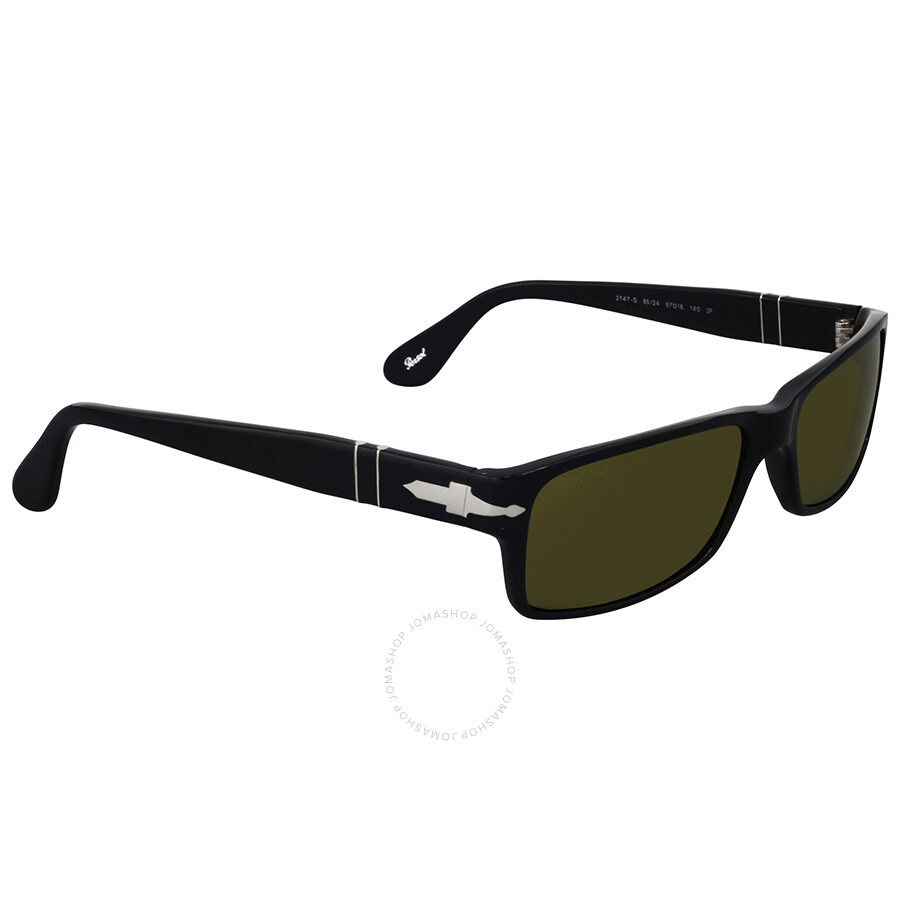 a8edf1de5e0 Persol Polarized Green Rectangular Sunglasses Persol Polarized Green Rectangular  Sunglasses ...