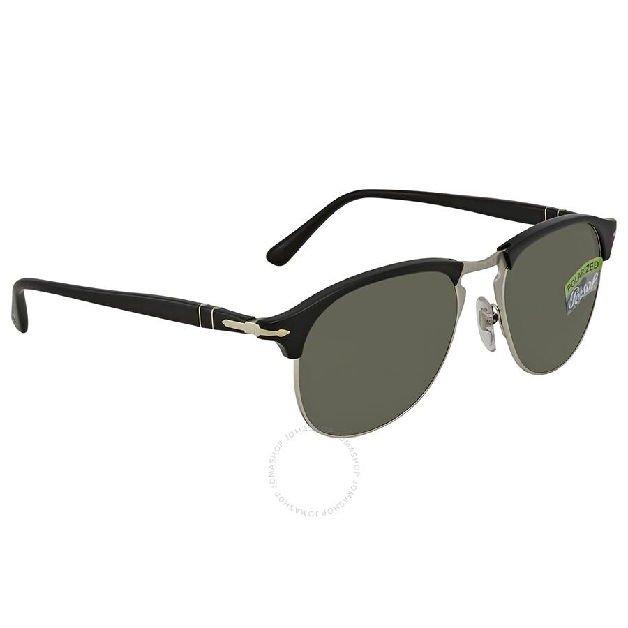 1154d2a963d1 Persol Polarized Green Sunglasses PO8649S 95/58 53 Item No. PO8649S 95/58 53