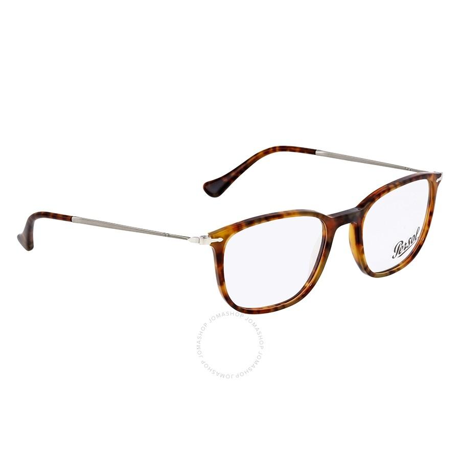 61360f35df2d Persol Reflex Edition Light Havana Men's Eyeglasses PO3146V-108-51 ...