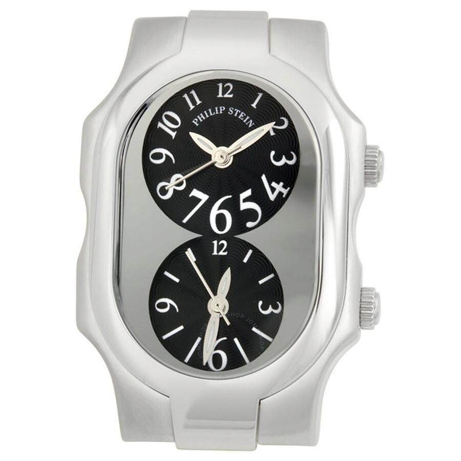 Philip stein teslar small watch 1 g fb signature small philip stein watches jomashop for Philip stein watches