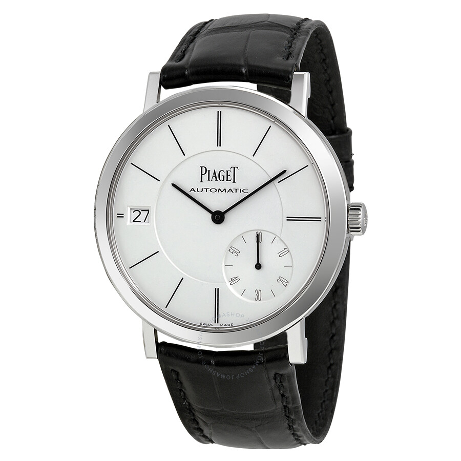 piaget altiplano automatic silver dial men 39 s watch g0a38130 altiplano piaget watches