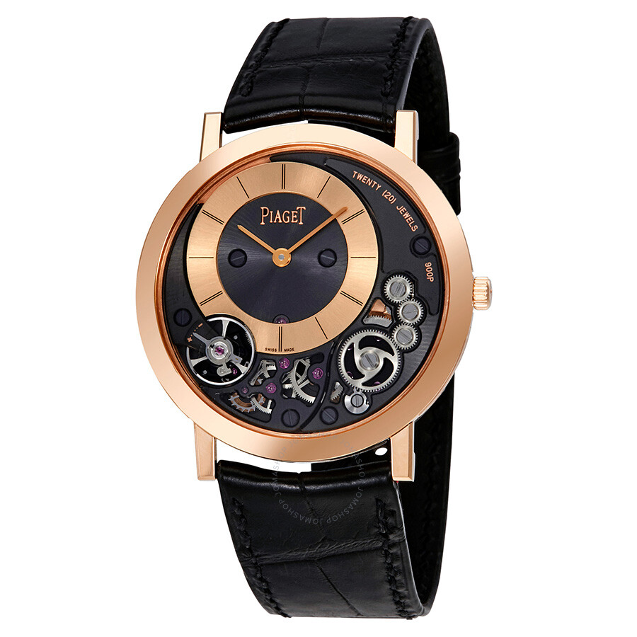 Piaget altiplano men 39 s ultra thin 18k gold watch g0a41011 altiplano piaget watches jomashop for Altiplano watches