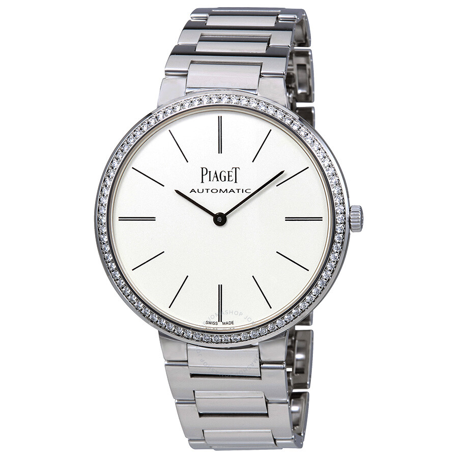 Piaget altiplano white dial automatic ladies watch g0a40112 altiplano piaget watches for Altiplano watches
