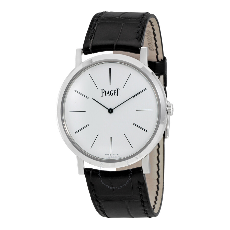 piaget altiplano white dial white gold men 39 s watch g0a29112 altiplano piaget watches