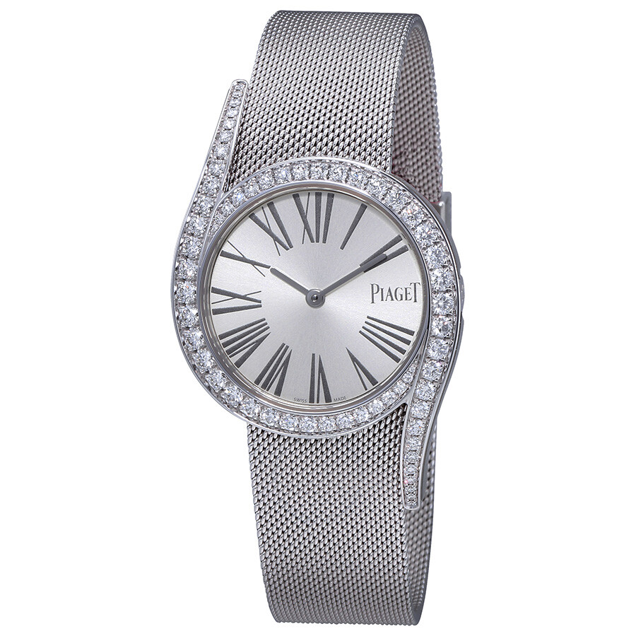 7005c97e86d Piaget Limelight Gala Ladies 18 Carat White Gold Watch G0A41212 ...