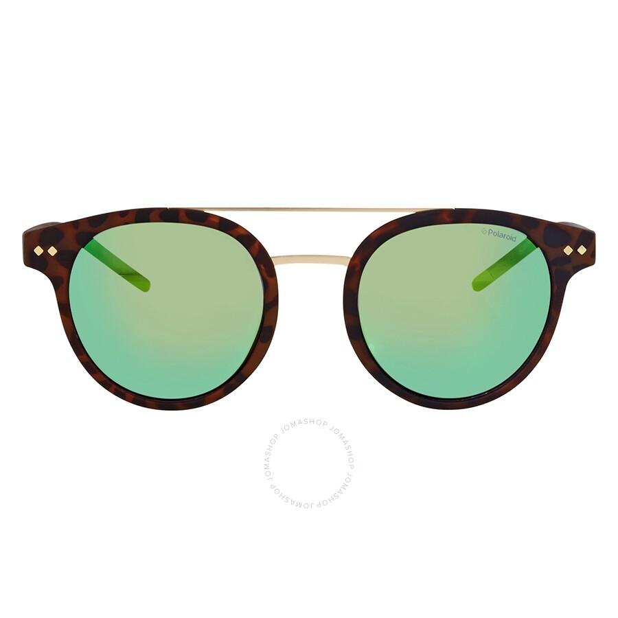c80843e09 Polaroid Gray Green Round Polarized Sunglasses PLD6031S0N9P49 Polaroid Gray  Green Round Polarized Sunglasses PLD6031S0N9P49 ...