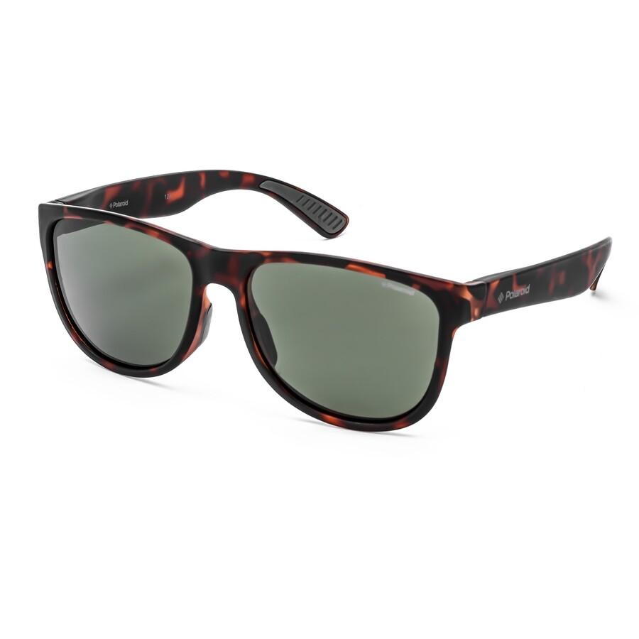 Polaroid Mens Tortoise Square Sunglasses Pld 3004/S 0PHT