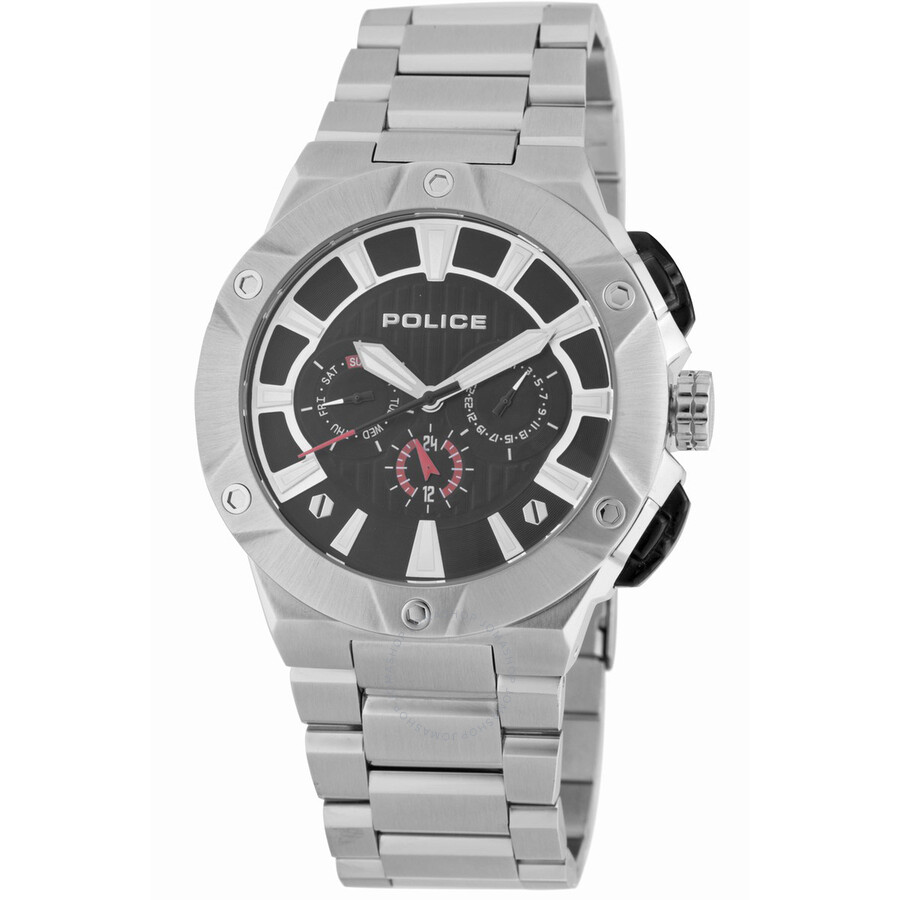 Police Cyclone Men S Watch Pl 12740js 02m Pl 12740js 02m Watches Police Jomashop