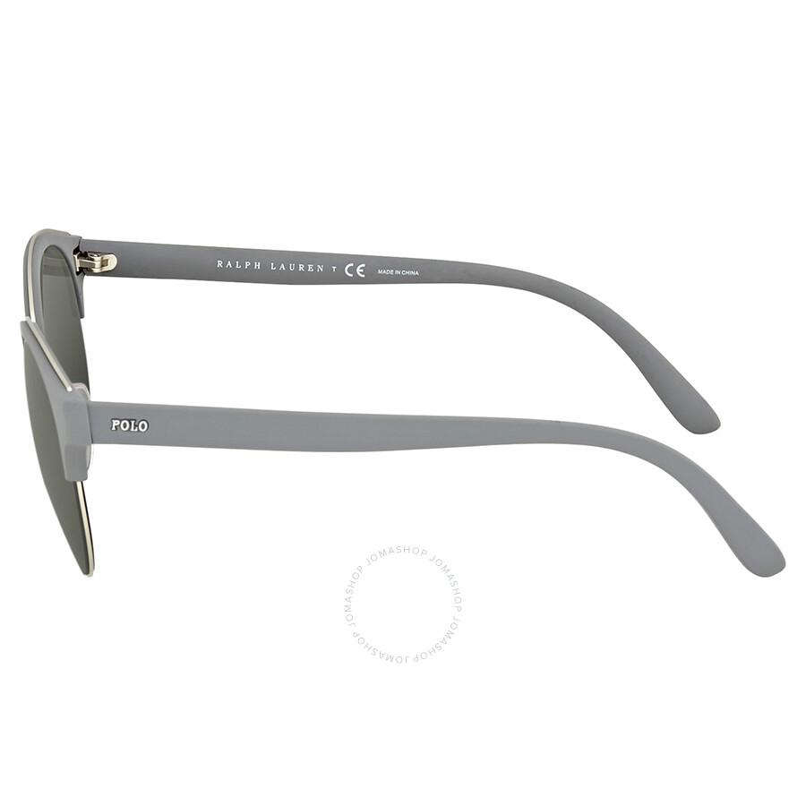 e39a81e0b7 Polo Ralph Lauren Silver Mirror Sunglasses - Ralph Lauren ...