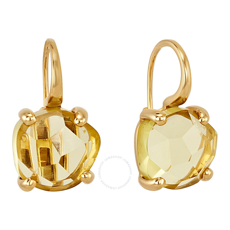 Pomellato 18kt Yellow Gold Citrine Earrings