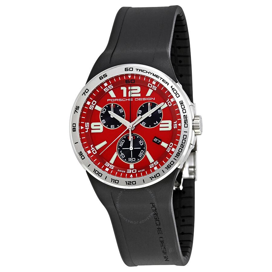 porsche design p 39 6320 chronograph men 39 s watch. Black Bedroom Furniture Sets. Home Design Ideas