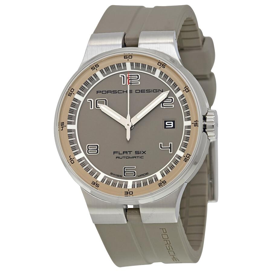 c52917e70d19 Porsche Design P 6351 Flat Six Automatic Men s Watch 6351.41.54.1263 ...