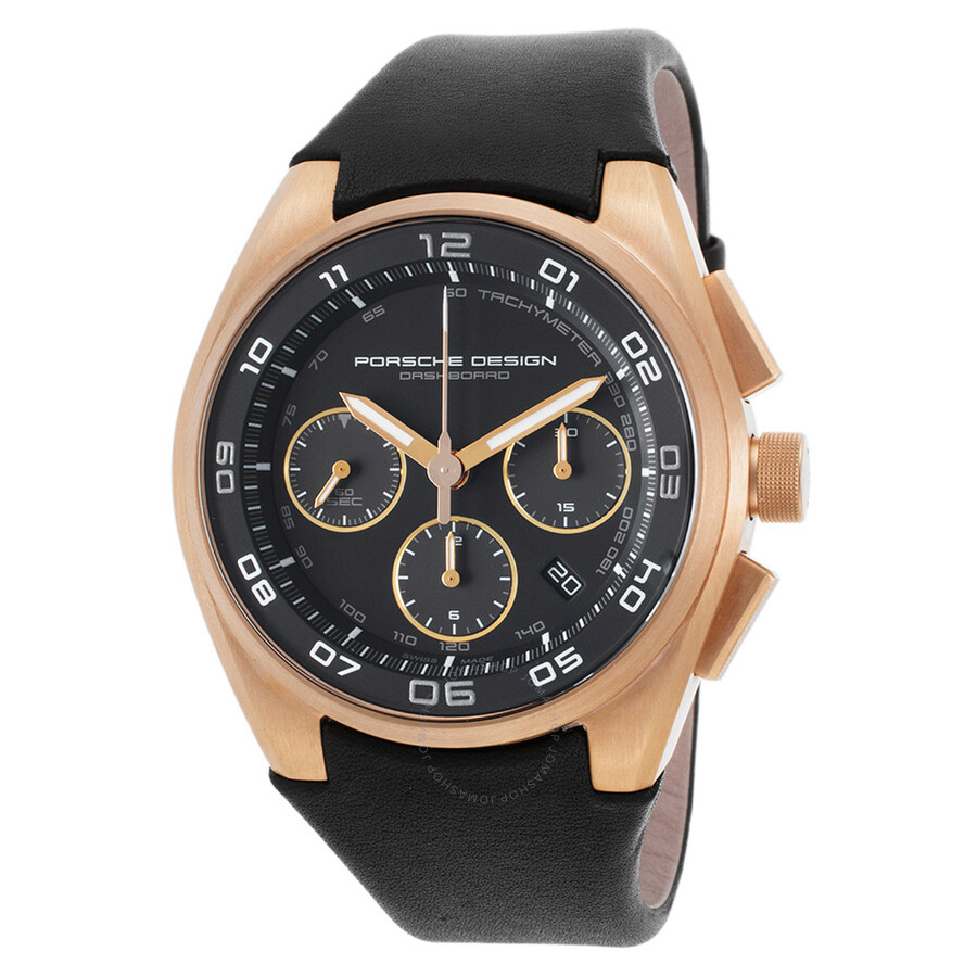 Porsche Design P\u00276620 Dashboard Chronograph Men\u0027s Watch 6620.69.40.1243