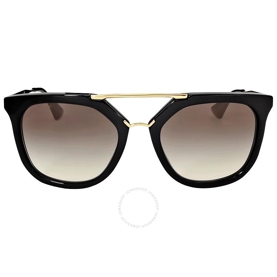 93882615c0d0 Prada Open Box - Prada Black Catwalk Cinema 49 mm Sunglasses 0PR Item No.  0PR 09QS-1AB0A7-49