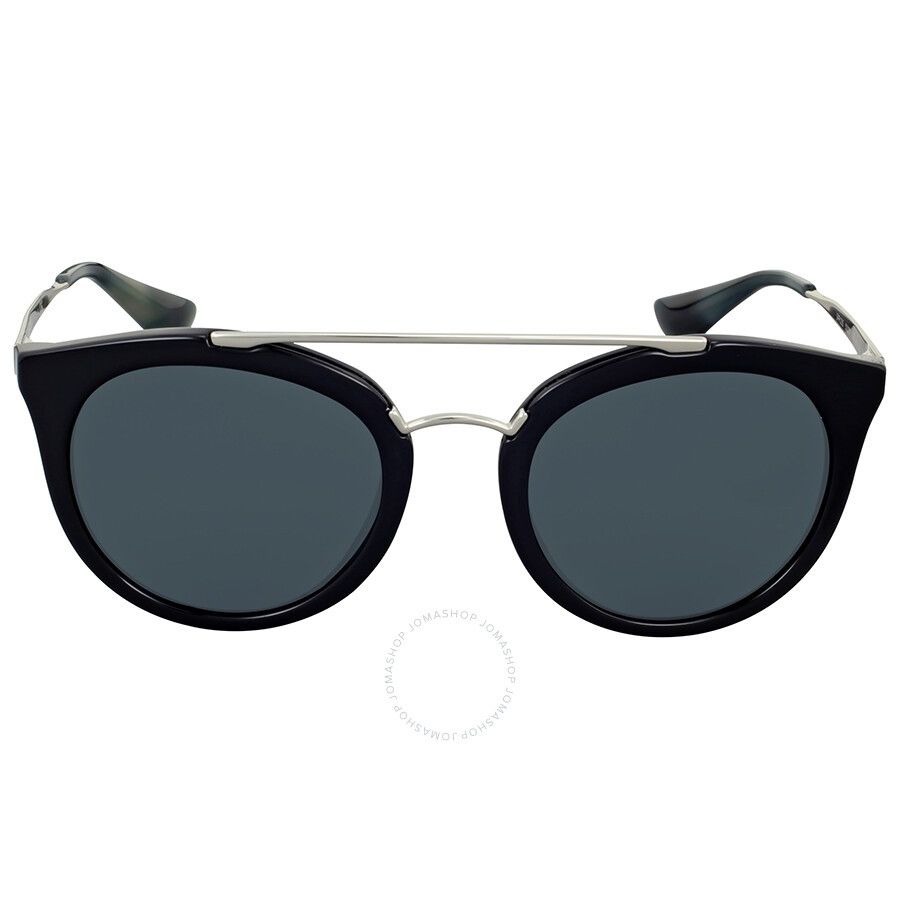 2d7e8a65152 Prada Aviator Cat Eye Grey Lens Sunglasses Item No. 0PR 23SS1AB1A152