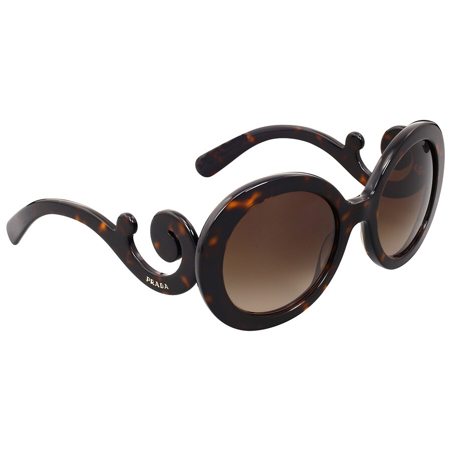 Baroque Sunglasses  prada baroque round brown sunglasses prada sunglasses joma