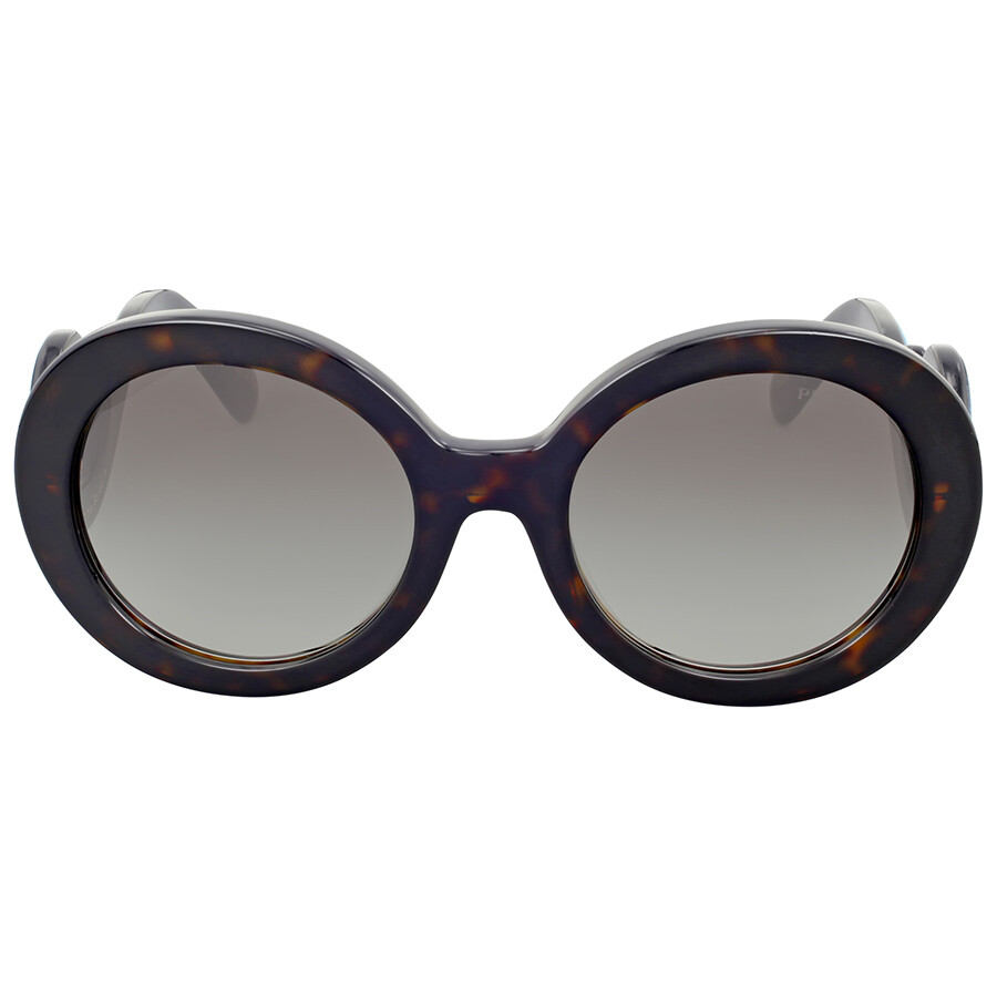 732ecaffbb26 Prada Baroque Tortoise Acetate Frame Sunglasses Item No. 0PR 08TS2AU0A755