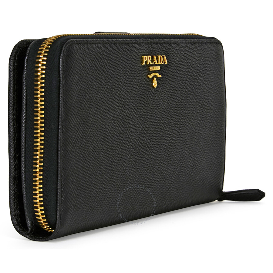 Prada Wallet Zip