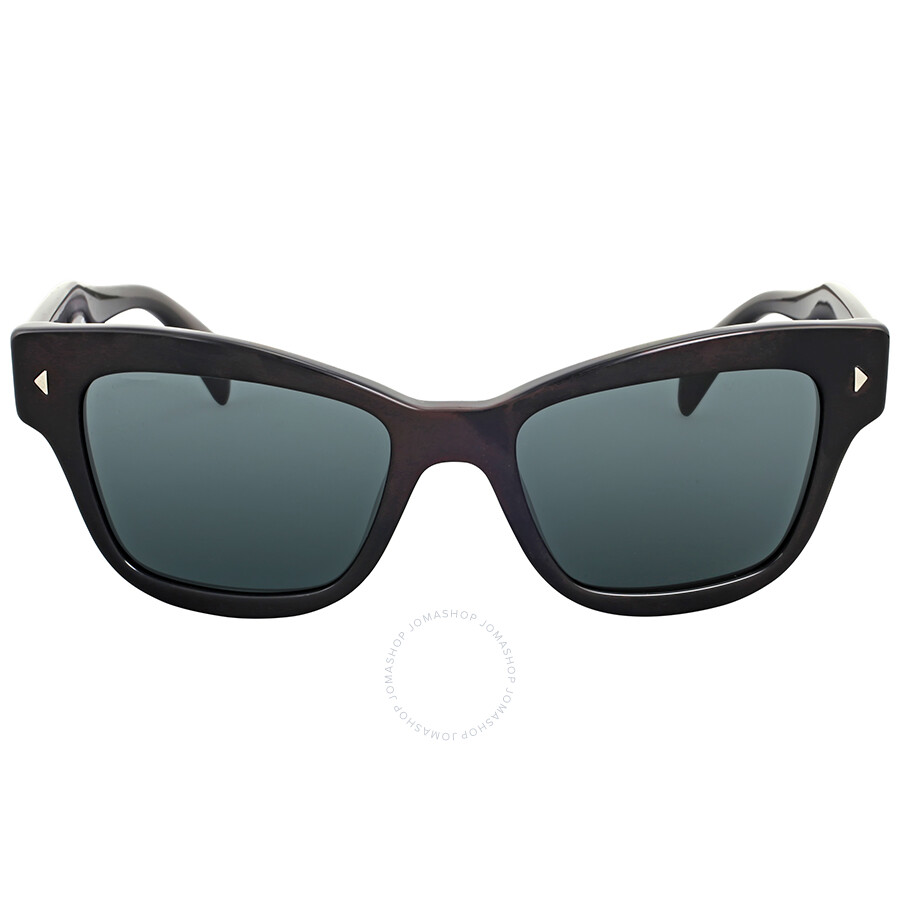 533fdaf29f Prada Black Cat Eye Sunglasses - Prada - Sunglasses - Jomashop