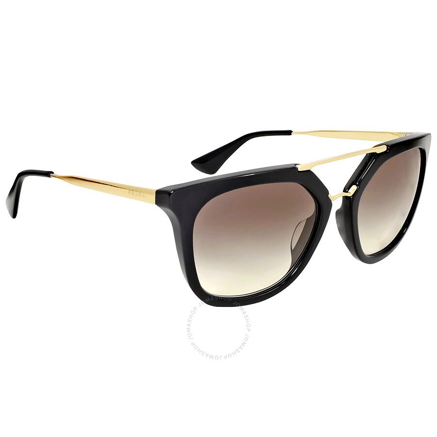 f80f29f05c ... Prada Black Catwalk Cinema 49 mm Sunglasses 0PR 09QS-1AB0A7-49 ...