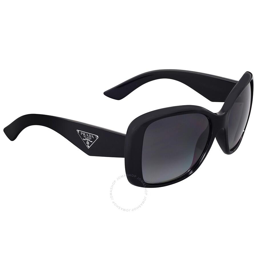 622706f214 Prada Butterfly Triangle Polarized Grey Sunglasses Item No.  PR-32PS-1AB5W1-57