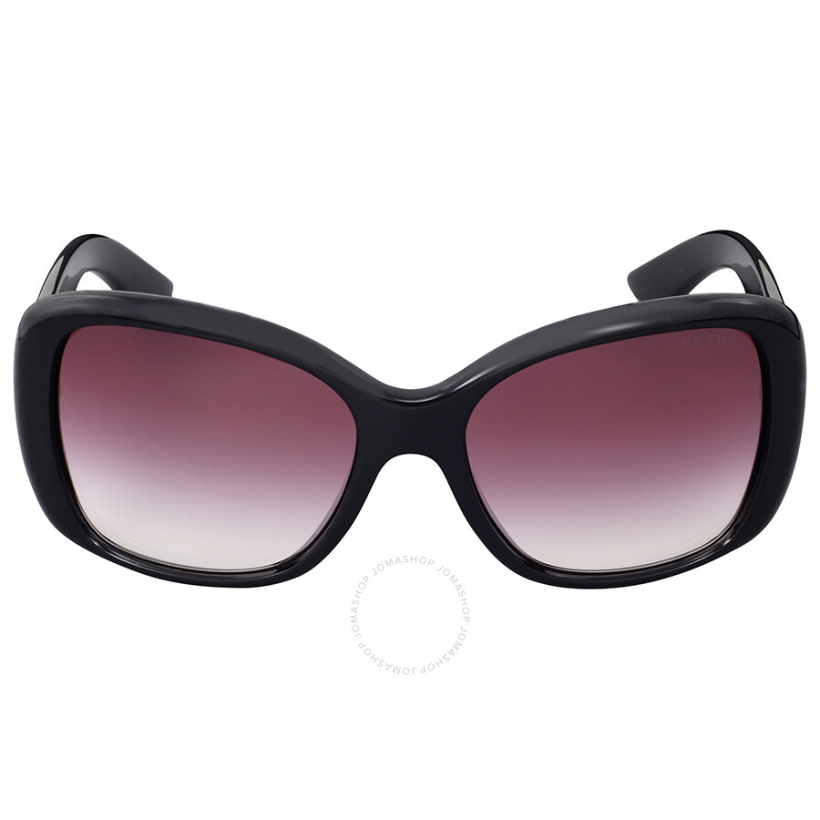 6ec3687aa7 Prada Butterfly Triangle Violet Gradient Sunglasses Item No.  PR-32PS-1AB4V1-57