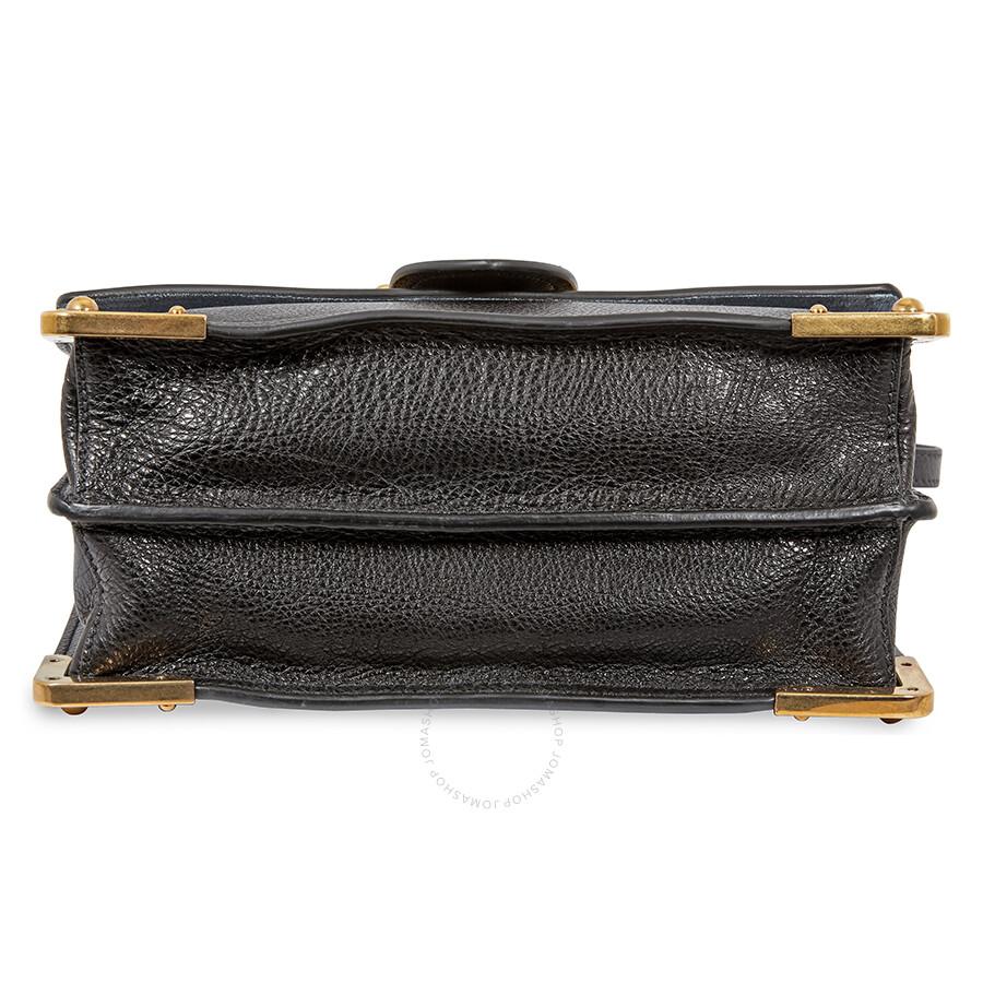 fcdc893b2f34 Prada Cahier Calf Leather Crossbody - Black - Cahier - Prada ...