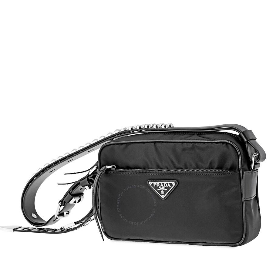 Camera Bag  Black by Prada