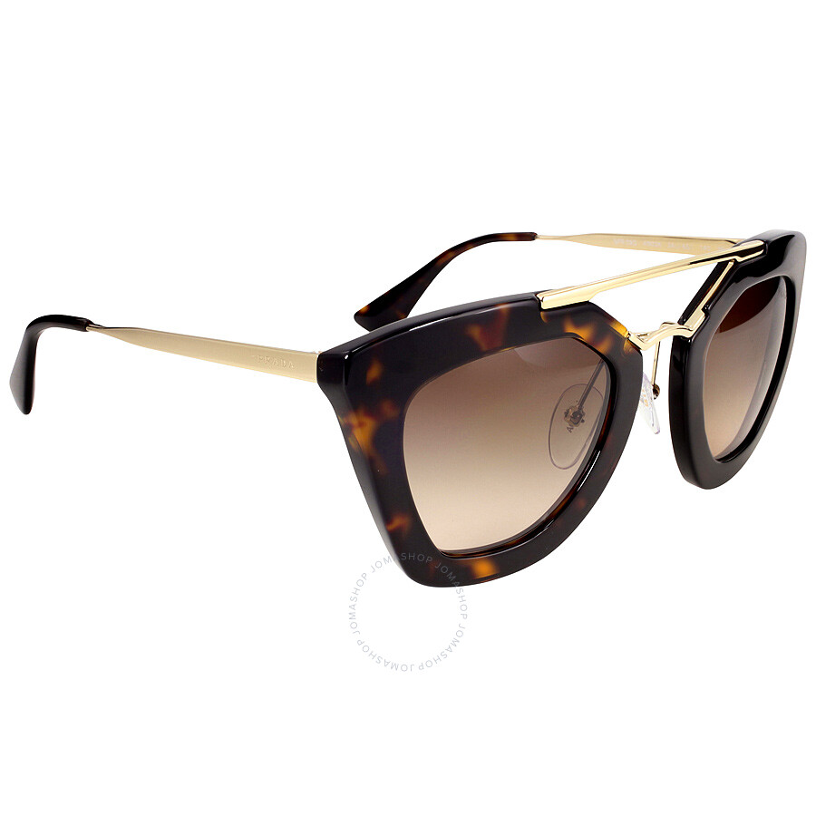 eb72f41c2d ... store prada catwalk cinema brown gradient sunglasses 0pr 09qs 2au6s1 49  62aa3 45c1c
