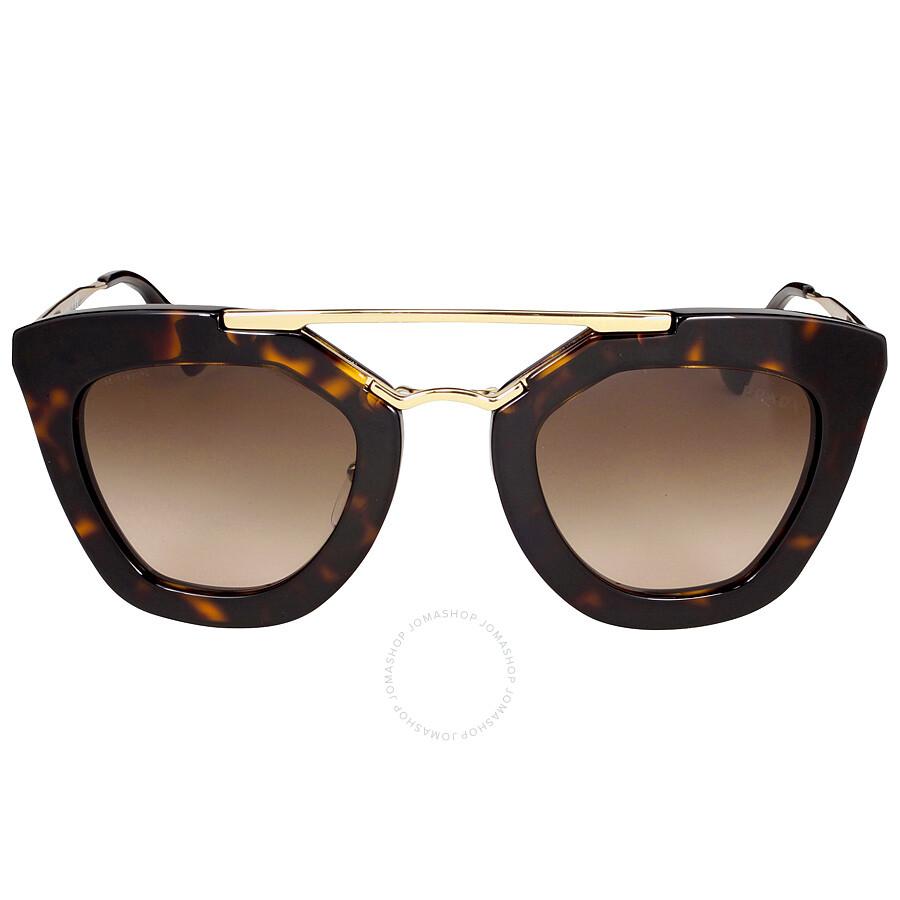 0bf628b3ff Prada Catwalk Cinema Brown Gradient Sunglasses 0PR 09QS-2AU6S1-49 ...