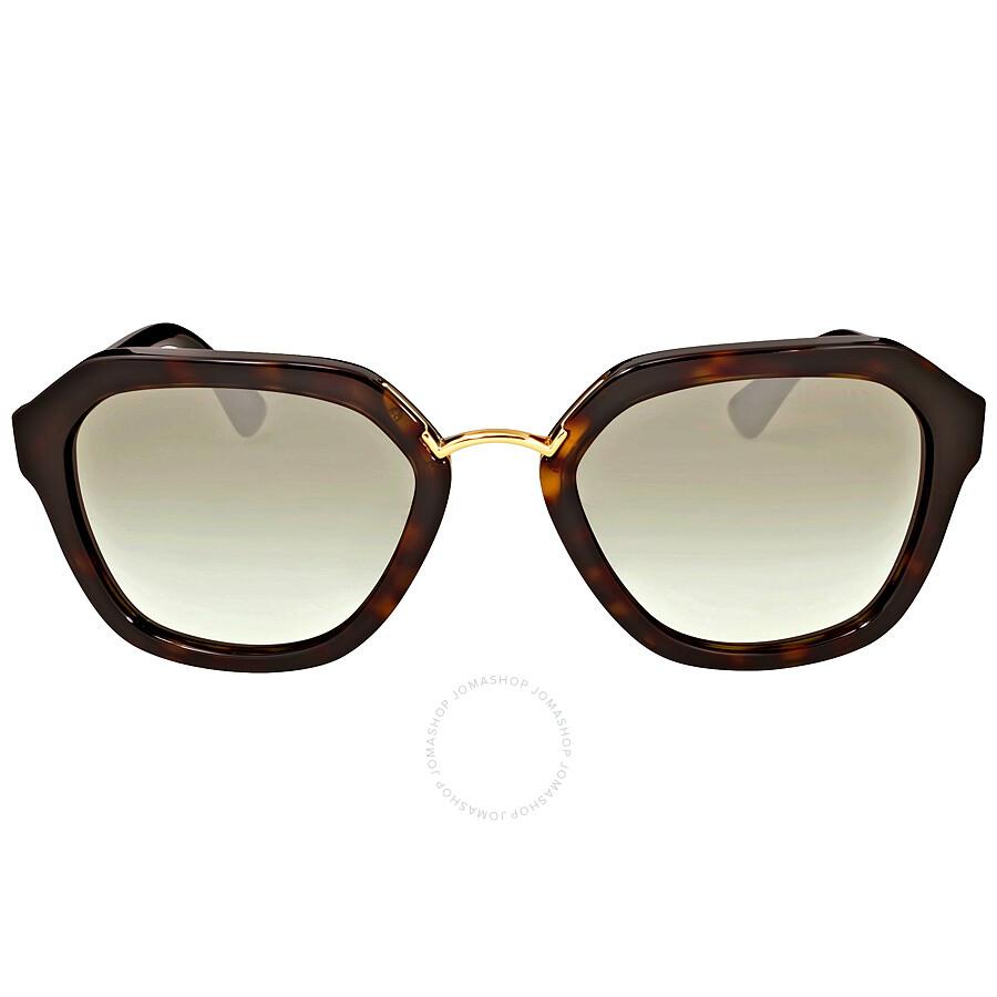 a14a87c0de Prada Catwalk Tortoise Sunglasses PR 25RS-2AU4M1-55 - Prada ...