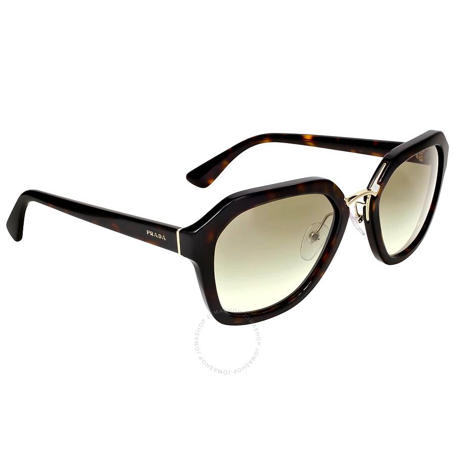 58a2e51d414 ... get prada catwalk tortoise sunglasses pr 25rs 2au4m1 55 15cd7 c9ce1