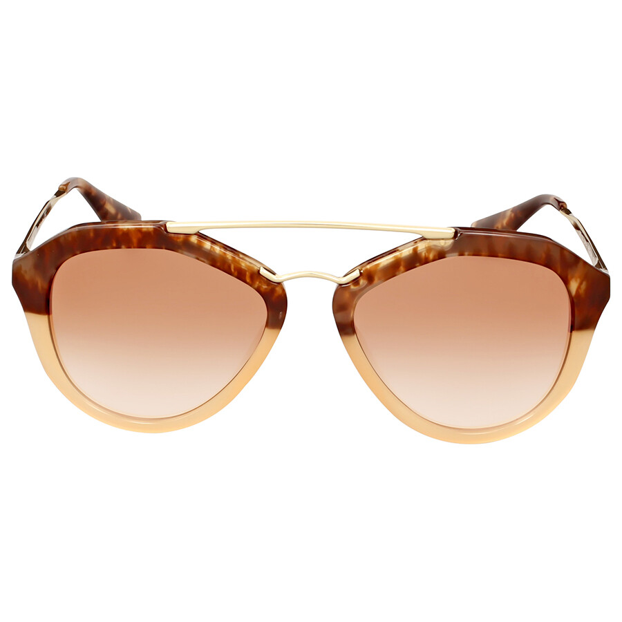 d679ec96871a Prada Cinema Brown Havana Gradient Sunglasses Item No. PR-12QS-ROZ0A6-54