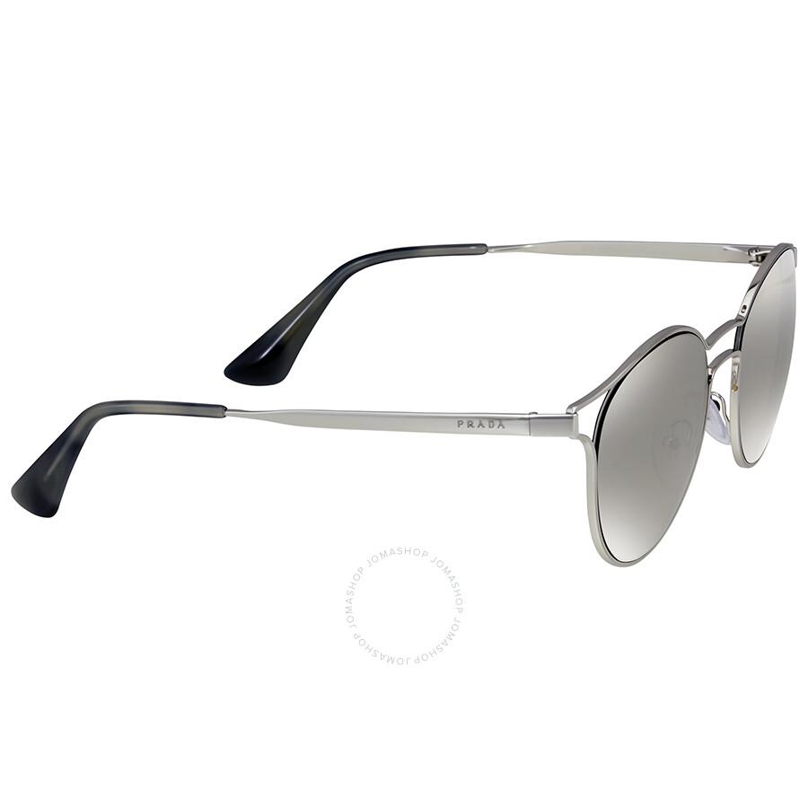 264f4a6cbcd Prada Cinema Grey Mirror Sunglasses Prada Cinema Grey Mirror Sunglasses ...