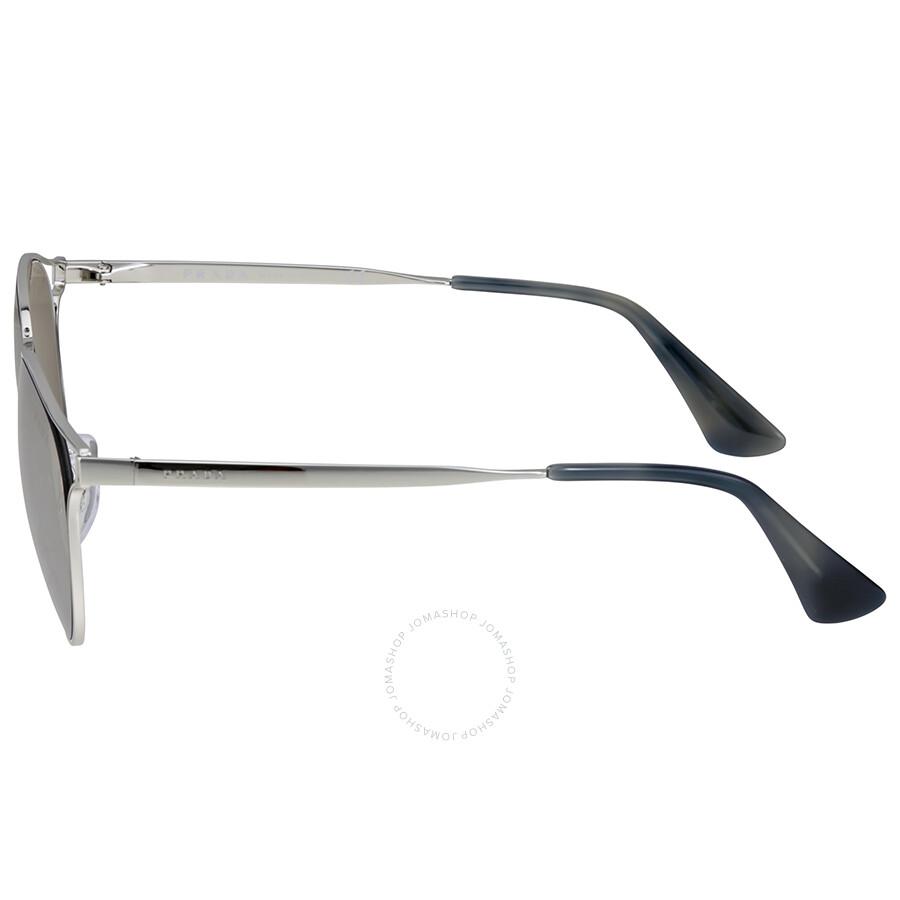 da791e6db34 Prada Cinema Grey Mirror Sunglasses - Prada - Sunglasses - Jomashop