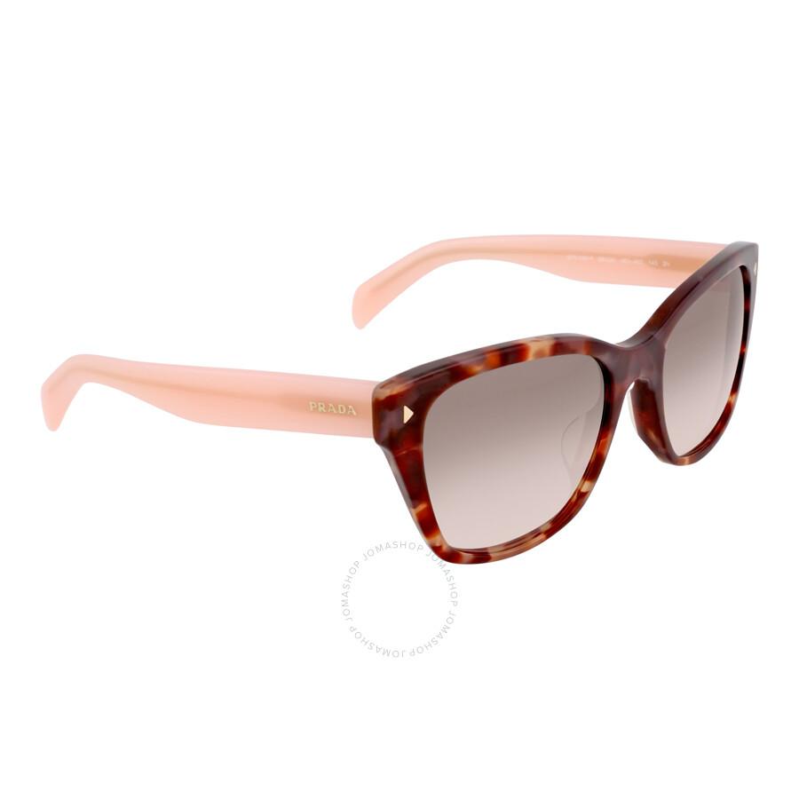 prada conceptual lettering logo sunglasses pr 09ssf ue04k0 With prada lettering