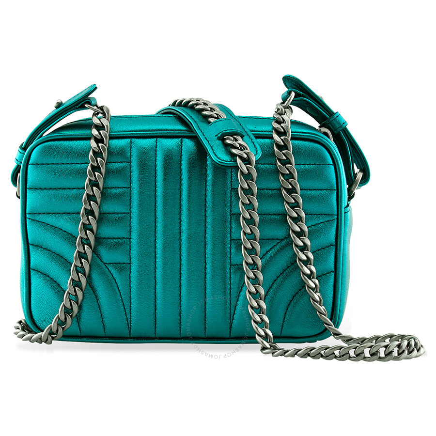 d6e0c11c84 Prada Diagramme Laminated Nappa Leather Crossbody Bag - Prada ...