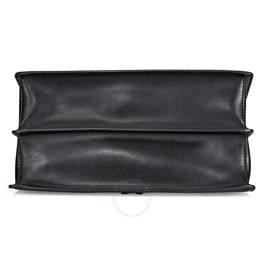 8003a96776e8 Prada Elektra Studded Leather Shoulder Bag- Black - Prada - Handbags ...