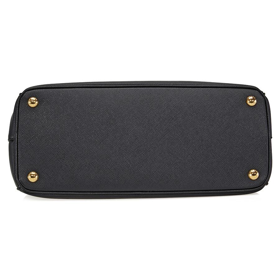 0fbfb2d921 Prada Galleria Saffiano Leather Handbag - Black - Galleria - Prada ...