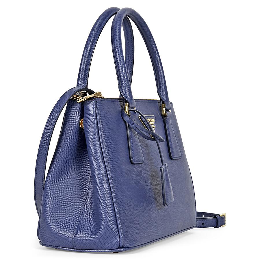 Prada Galleria Saffiano Leather Tote - Bluette - Galleria - Prada ... dc0dcbf50c1f2