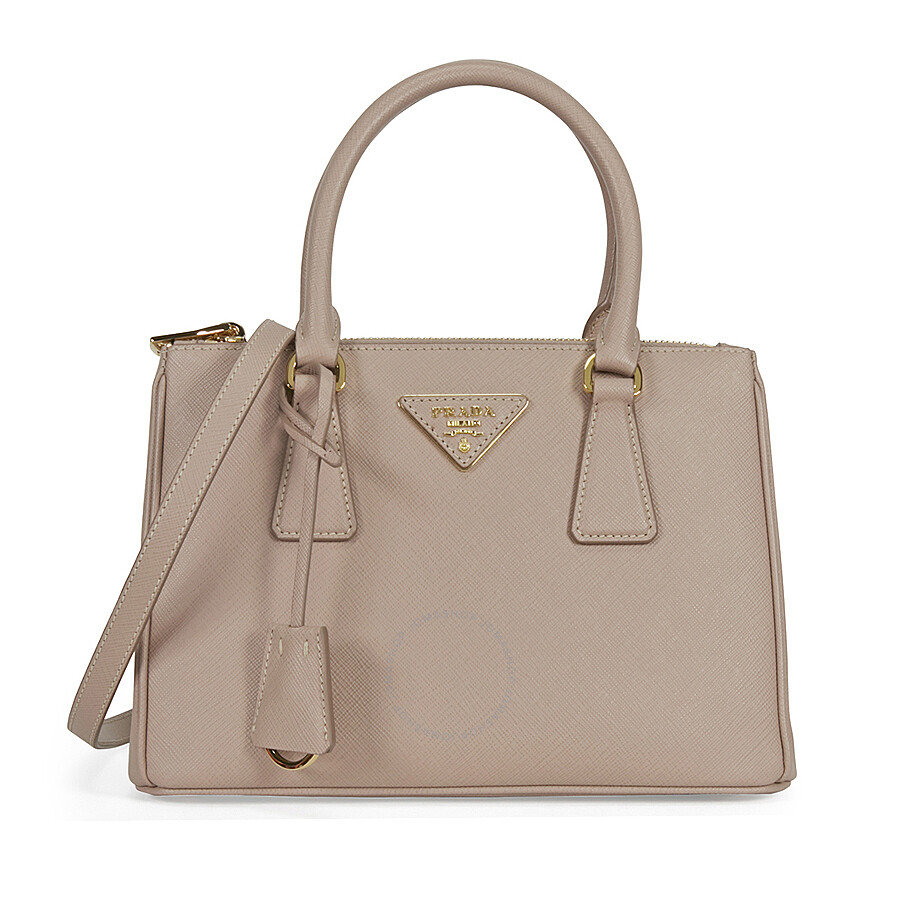 Prada Galleria Saffiano Leather Tote - Cammeo Item No. 1BA896-NZV -F0770